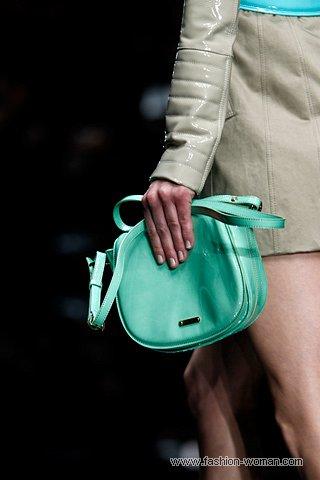 Модная сумка Burberry Prorsum