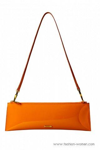 модная лаковая сумка 2011