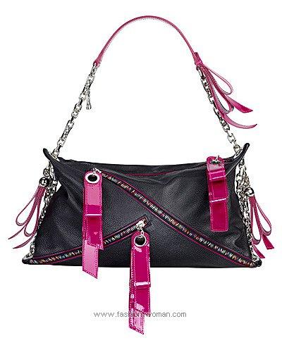 модная сумка Trophe