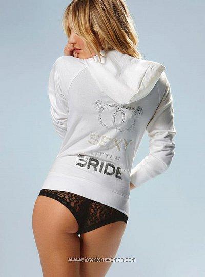 Свадебная мода от Victoria's Secret 2011