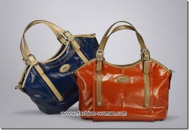 модные сумки Tod's весна-лето 2011