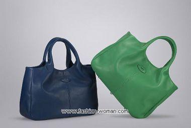 кожаные сумки Tod's