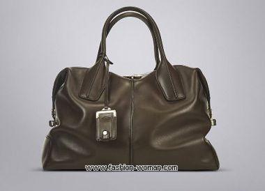 черная сумка Тодс 2011