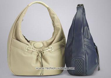 сумка-хобо от Tod's