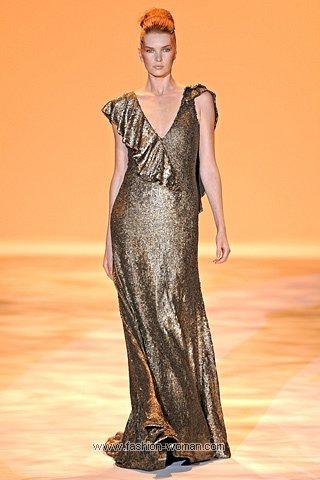 Вечернее платье от Christian Siriano