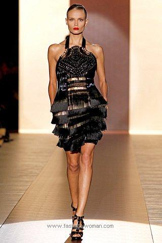 Коктейльное платье от Gucci