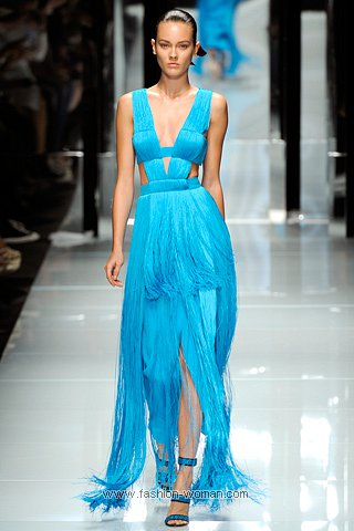 Вечернее платье от Versace