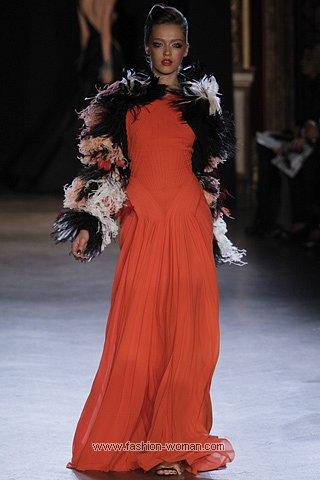 Вечернее платье 2011 от Zac Posen