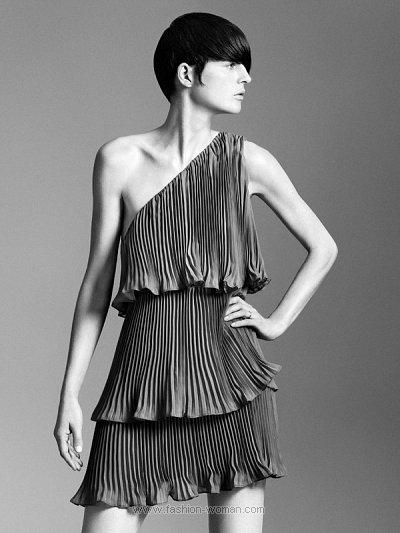 платье Zara весна 2011