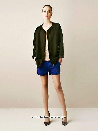 Молодежная мода Zara весна-лето 2011
