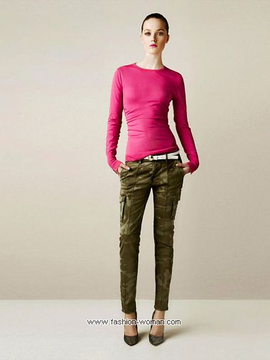 Коллекция Женской Одежды Зара