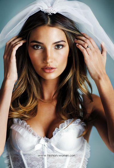 Свадебное нижнее белье от Victoria's Secret 2011