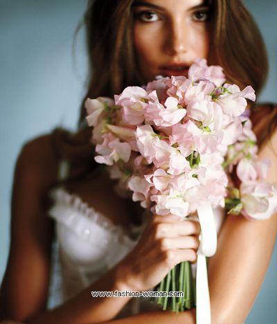 4342382dbef2d Нижнее белье для невест от Victoria's Secret