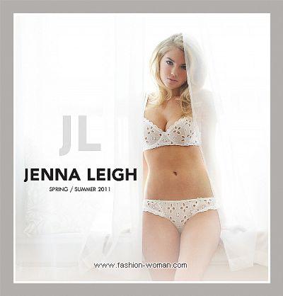 Нижнее белье Jenna Leigh весна-лето 2011