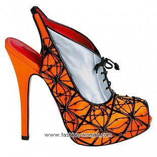 летняя обувь 2011