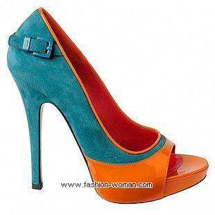 модные туфли 2011  Cesare Paciotti
