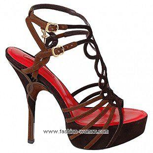 Модные босоножки Cesare Paciotti