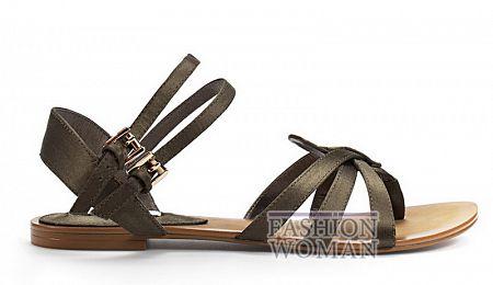 Летняя обувь Zara 2011