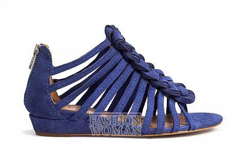 Модная летняя обувь Zara