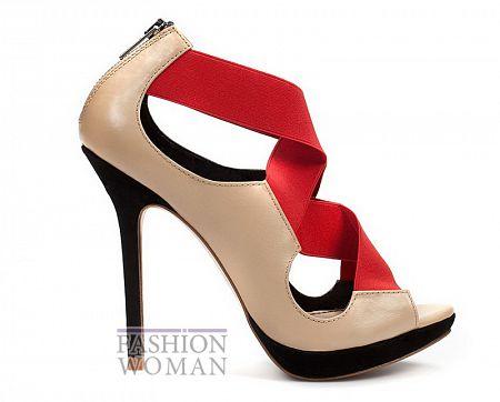 Обувь на каблуке от Zara лето 2011
