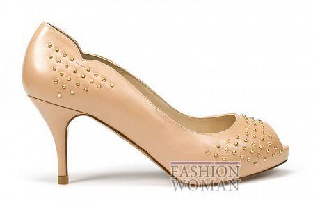 Туфли с открытым носком от Зара