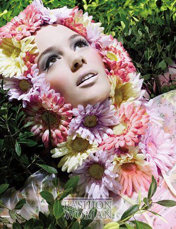 Модный летний макияж от  MAC