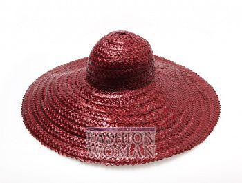 Шляпа с широкими полями от Marc Jacobs