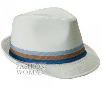 Белая шляпа Зара