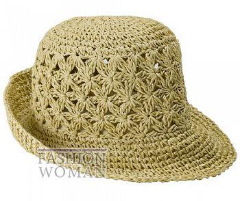 Соломенная шляпа Зара