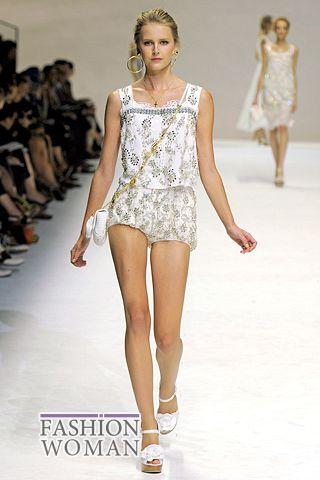 Нарядные шорты от  Dolce & Gabbana