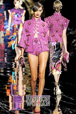 Louis Vuitton весна-лето 2011