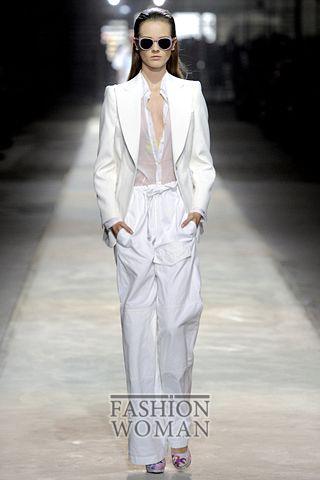 Белый костюм  Dries Van Noten