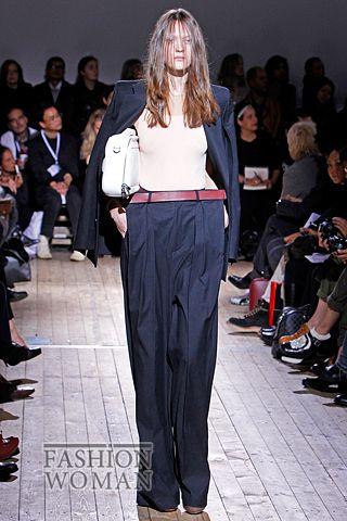 модный широкие брюки 2011