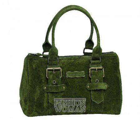 Повседневная сумка Longchamp осень-зима 2011-2012
