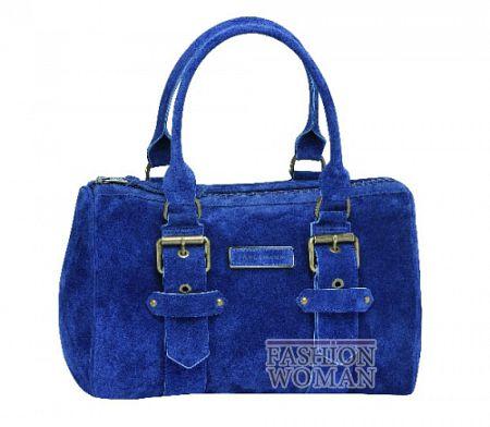 Синяя сумка Glouchesteri longchamp