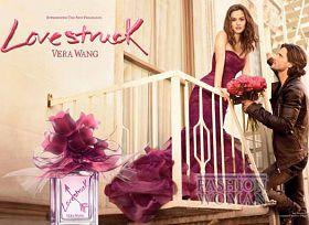 новый аромат Lovestruck от Веры Вонг