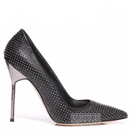 Коллекция обуви осень-зима 2011-2012 от Manolo Blahnik.