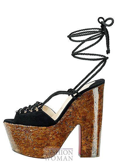 Обувь осень-зима 2011-2012 от Christian Louboutin