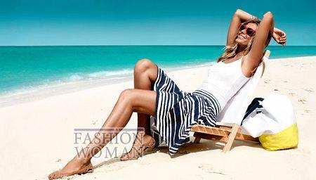 Пляжная одежда от H&M лето 2011