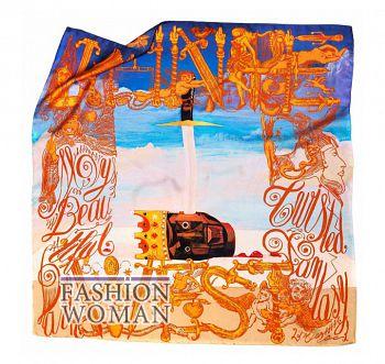 Шелковые платки от рэпера Kanye West