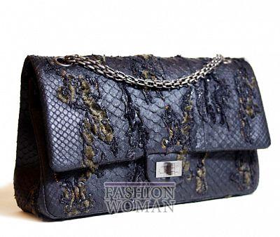 Модная сумка от Chanel осень-зима 2011-2012