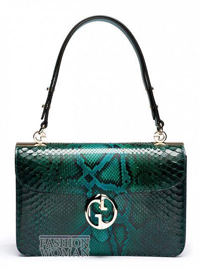 Сумка Gucci осень-зима 2011-2012