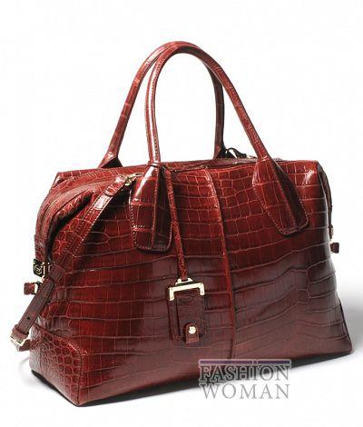 Модная сумка Tod's осень 2011