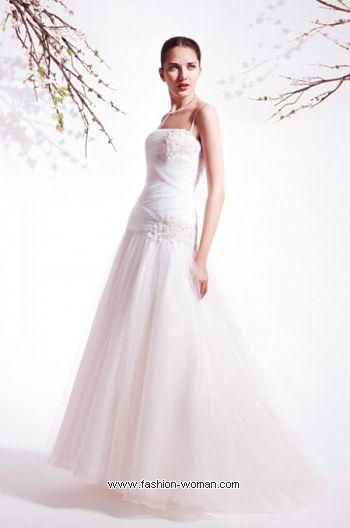 свадебная мода 2011 от Blumarine
