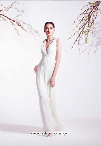 свадебная мода  от Blumarine весна-лето 2011