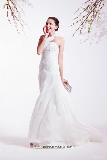 Коллекция свадебных платьев от Blumarine