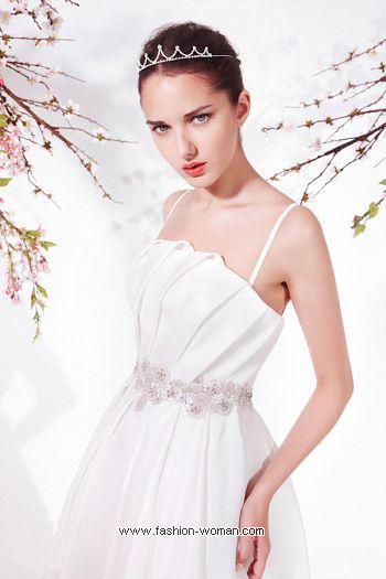 Коллекция свадебных платьев от Blumarine весна-лето 2011