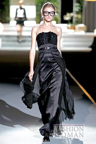 черное атласное платье на выпускной