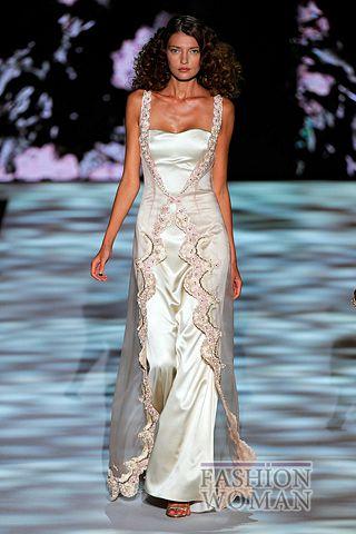 Вечернее платье от  Badgley Mischka