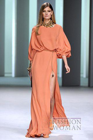 Вечернее платье от Эль Сааб